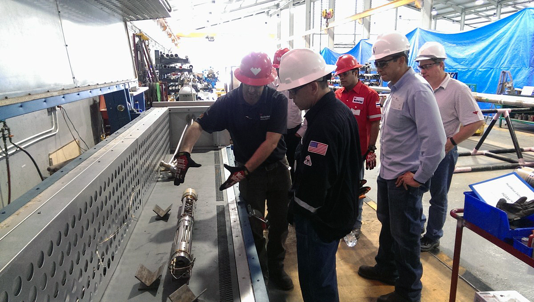 Technology Eliminates Blind Drilling In Ultrahigh-temperature