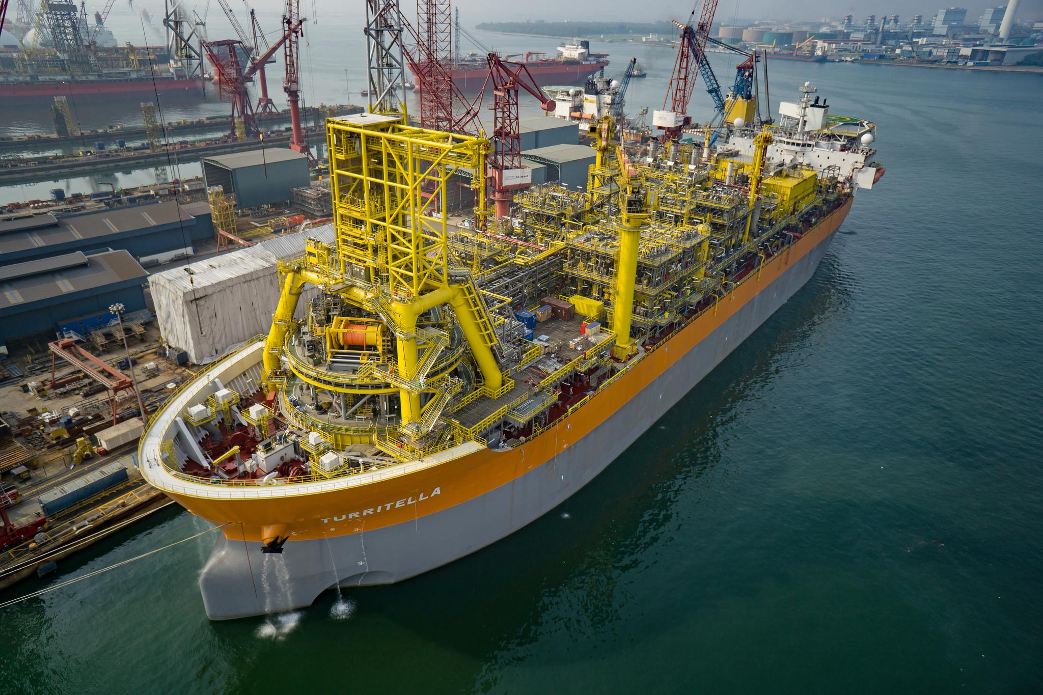 Turritella Taking FPSO Solution Into New Depths   Hart Energy