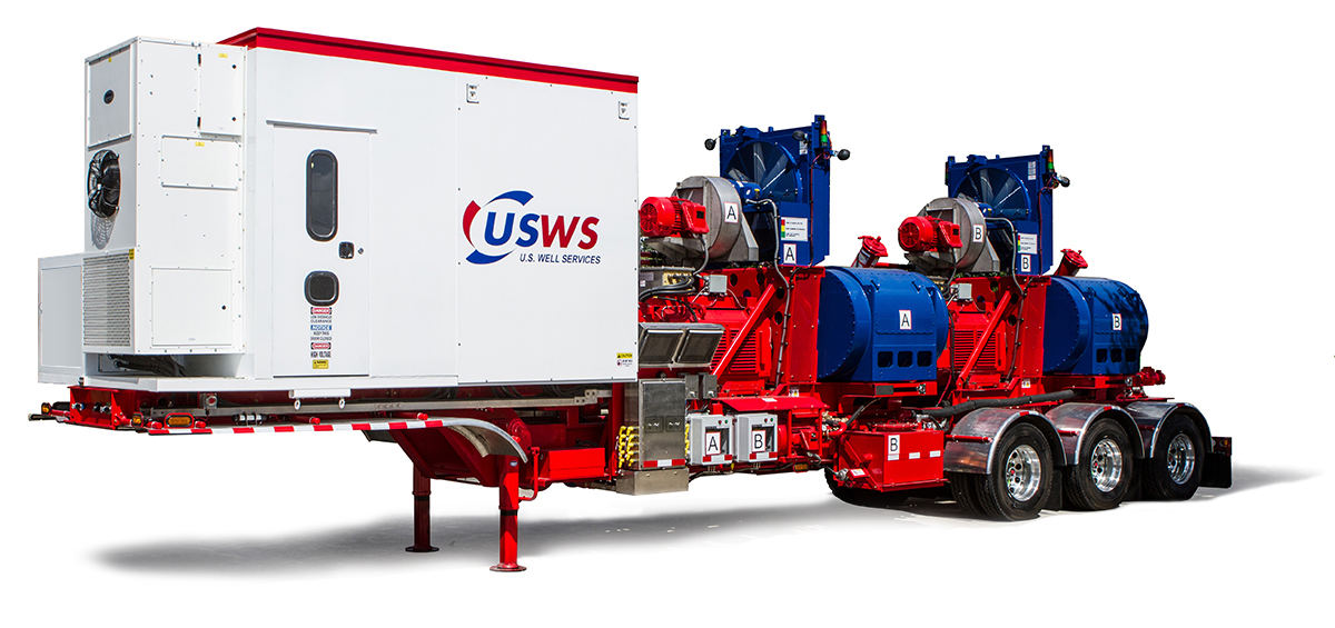 Electric-powered Pressure Pumping Solves Regulatory, Cost