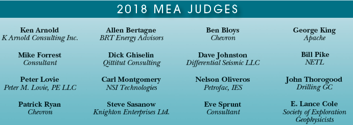 2018 Meritorious Awards For Engineering Innovation | Hart Energy