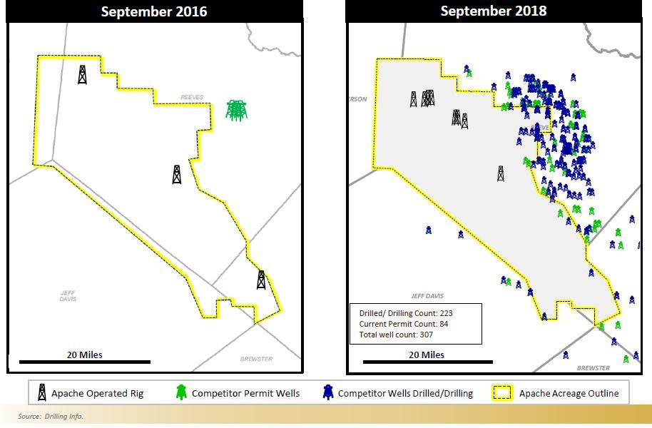 Alpine High Oil Field Map Texas Apache CEO Shares Insight On Permian's Alpine High | Hart Energy
