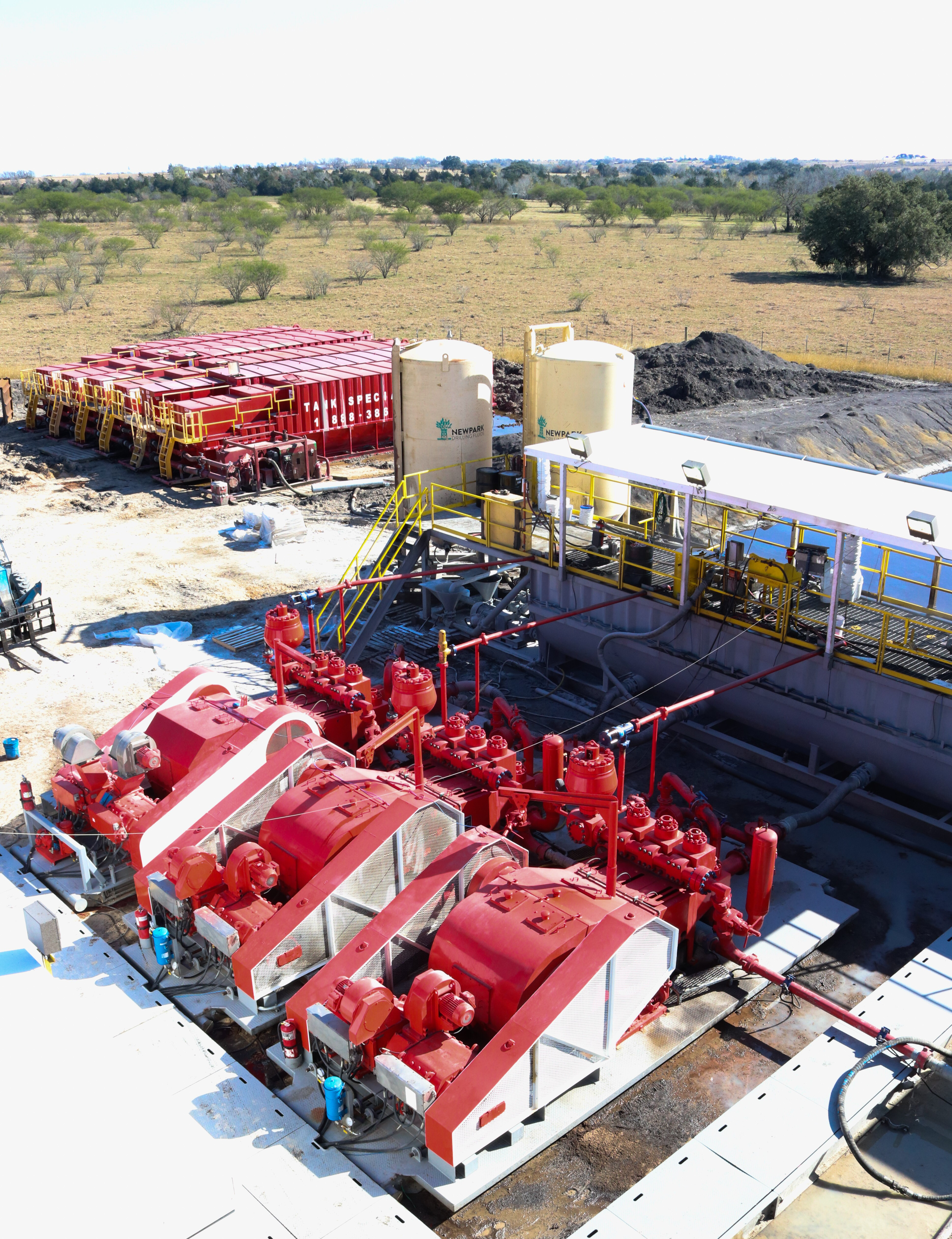 Legacy Reborn: Upgrades Extend Rig's Operational Capacity