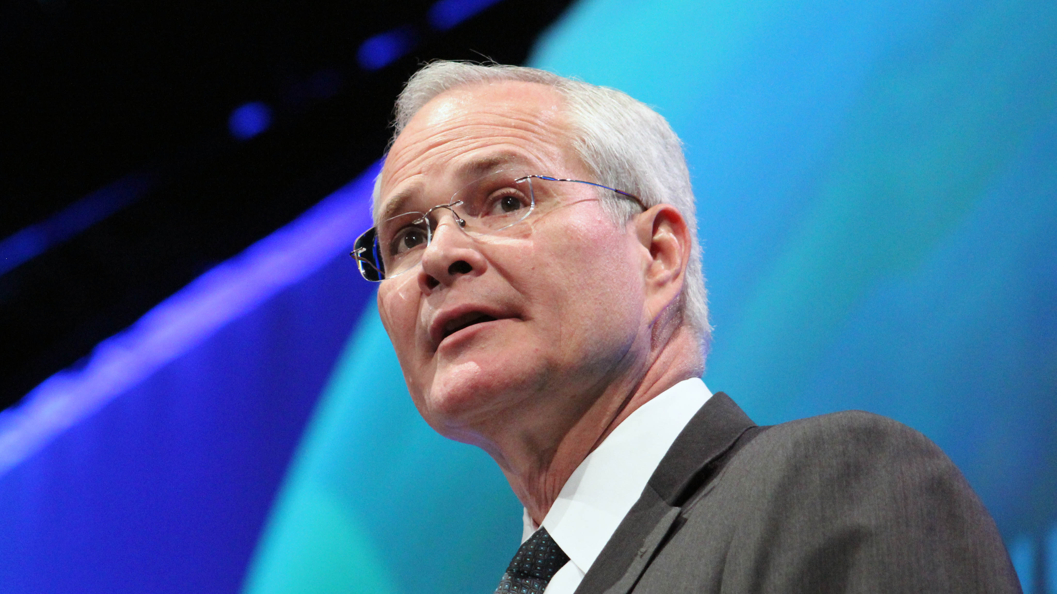 Exxon Mobil's Darren Woods Vows Engagement And Openness