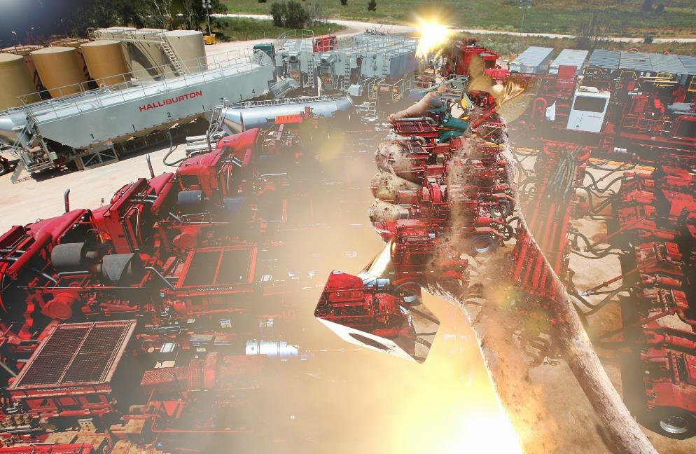 Halliburton Dominates Marcellus Shale Refrack Market | Hart