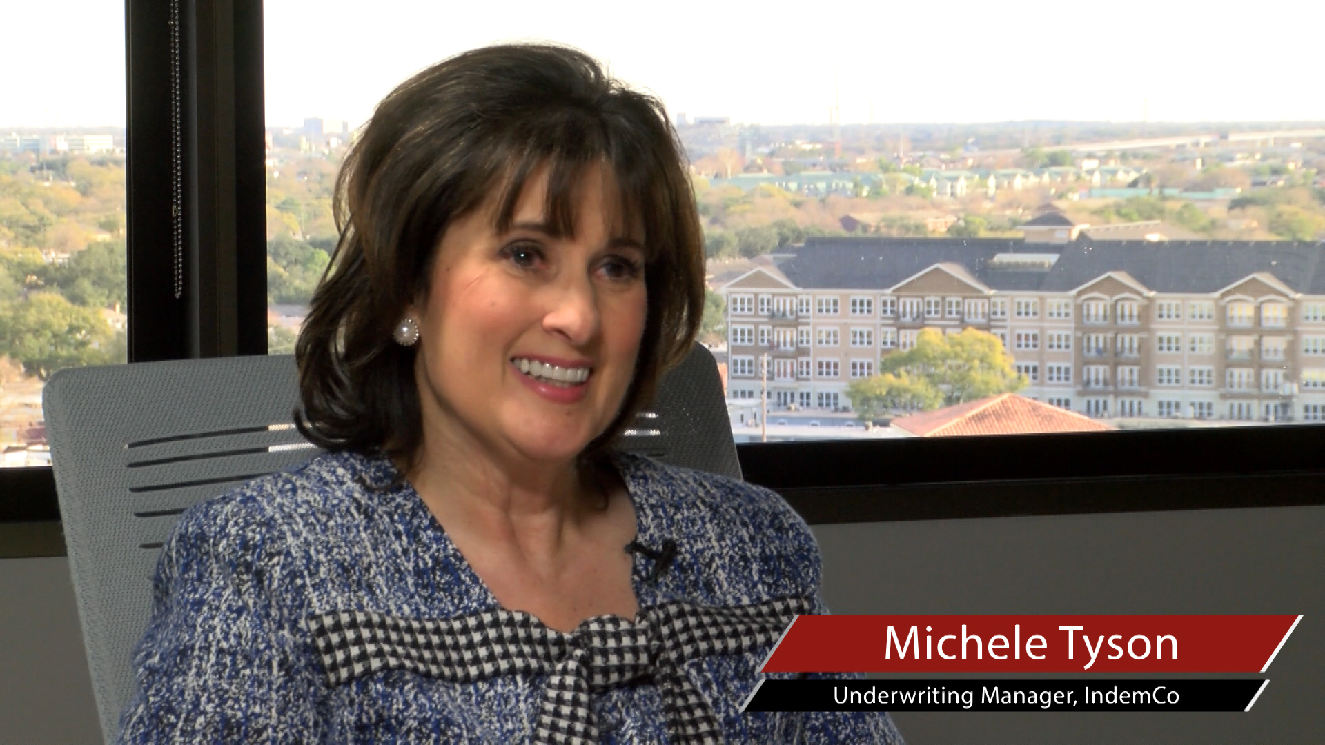 25 Influential Women In Energy: Michele Tyson, Underwriting