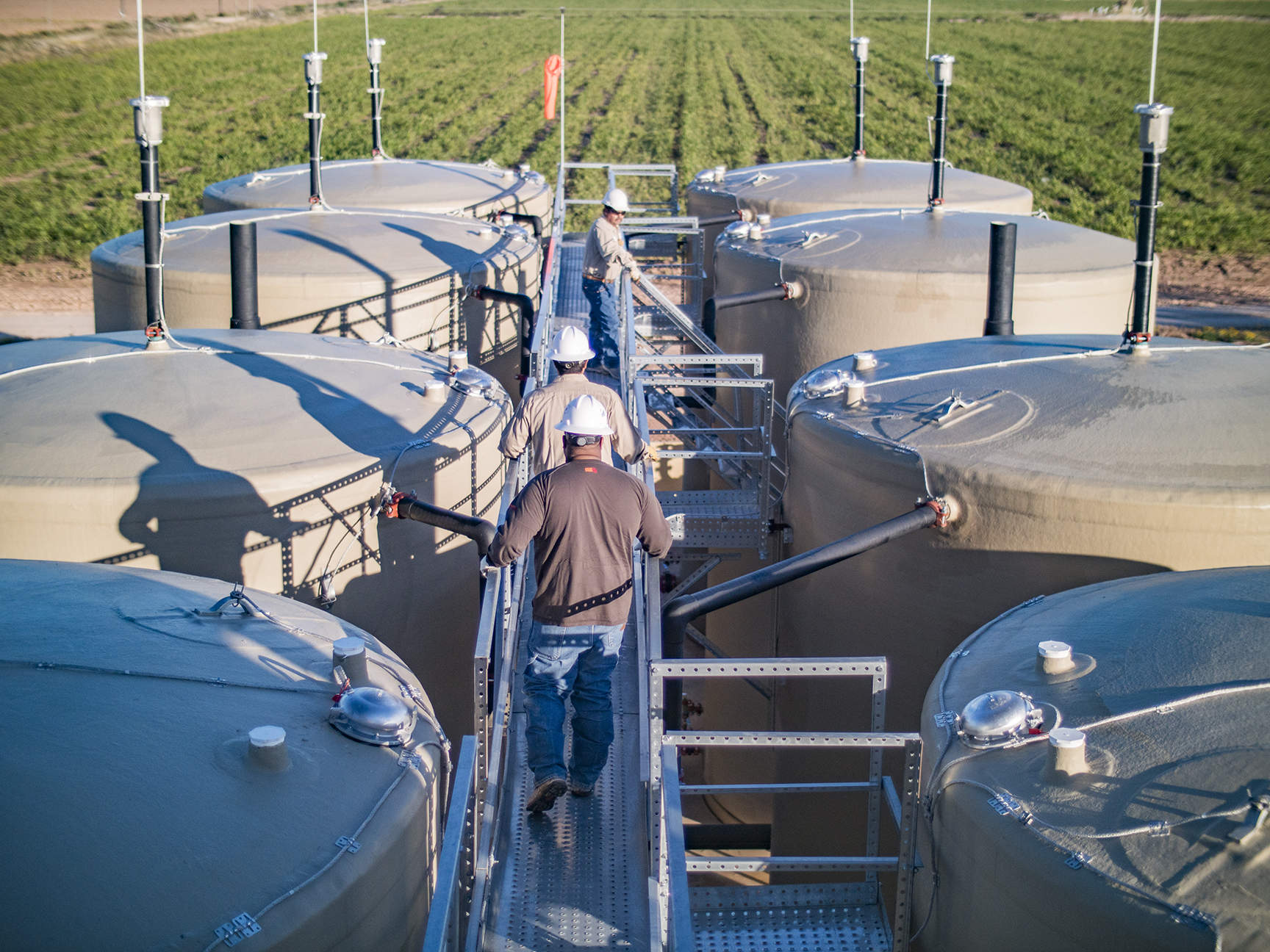Basic Energy Services water management