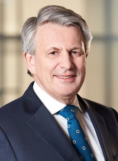 بن ون بوردن ، مدیرعامل رویال هلند شل