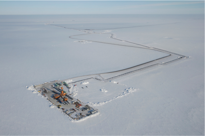 ConocoPhillips Alpine North Slope Project