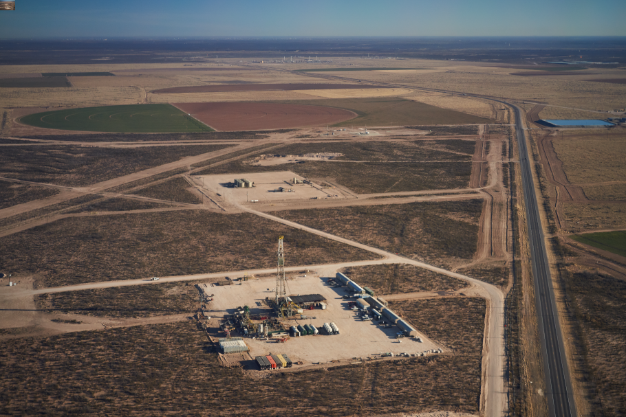 Parsley Energy has a drillsite at the Pecan State Unit in the Delaware Basin. (Source: Parsley Energy)