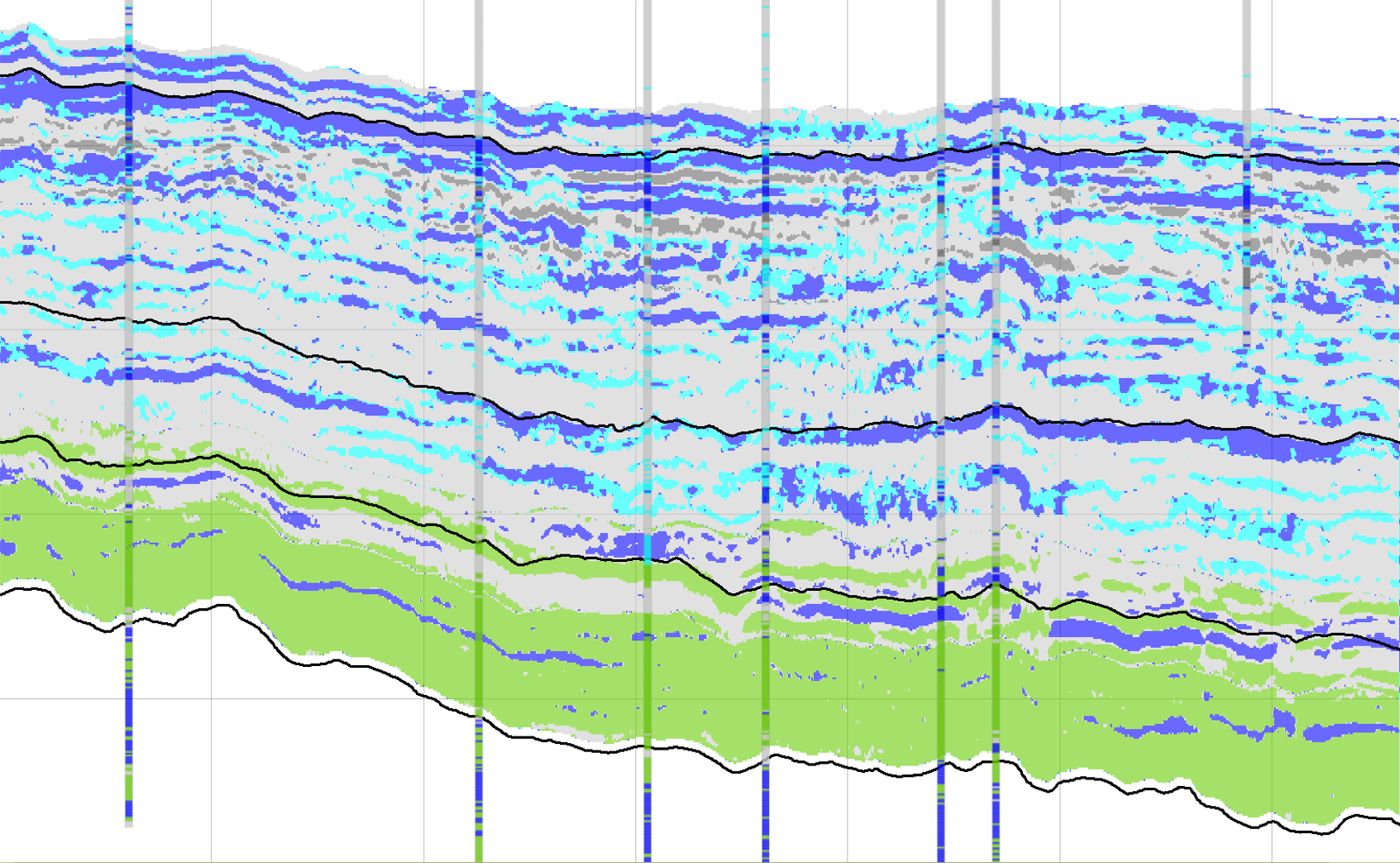A technology by Ikon and Fairfield predicts rock properties, lithology, fluid content and flow characteristics of reservoirs.