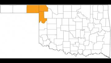 به بازار عرضه شده است: RDV Resources Oklahoma Panhandle نقشه تولید تولید شده