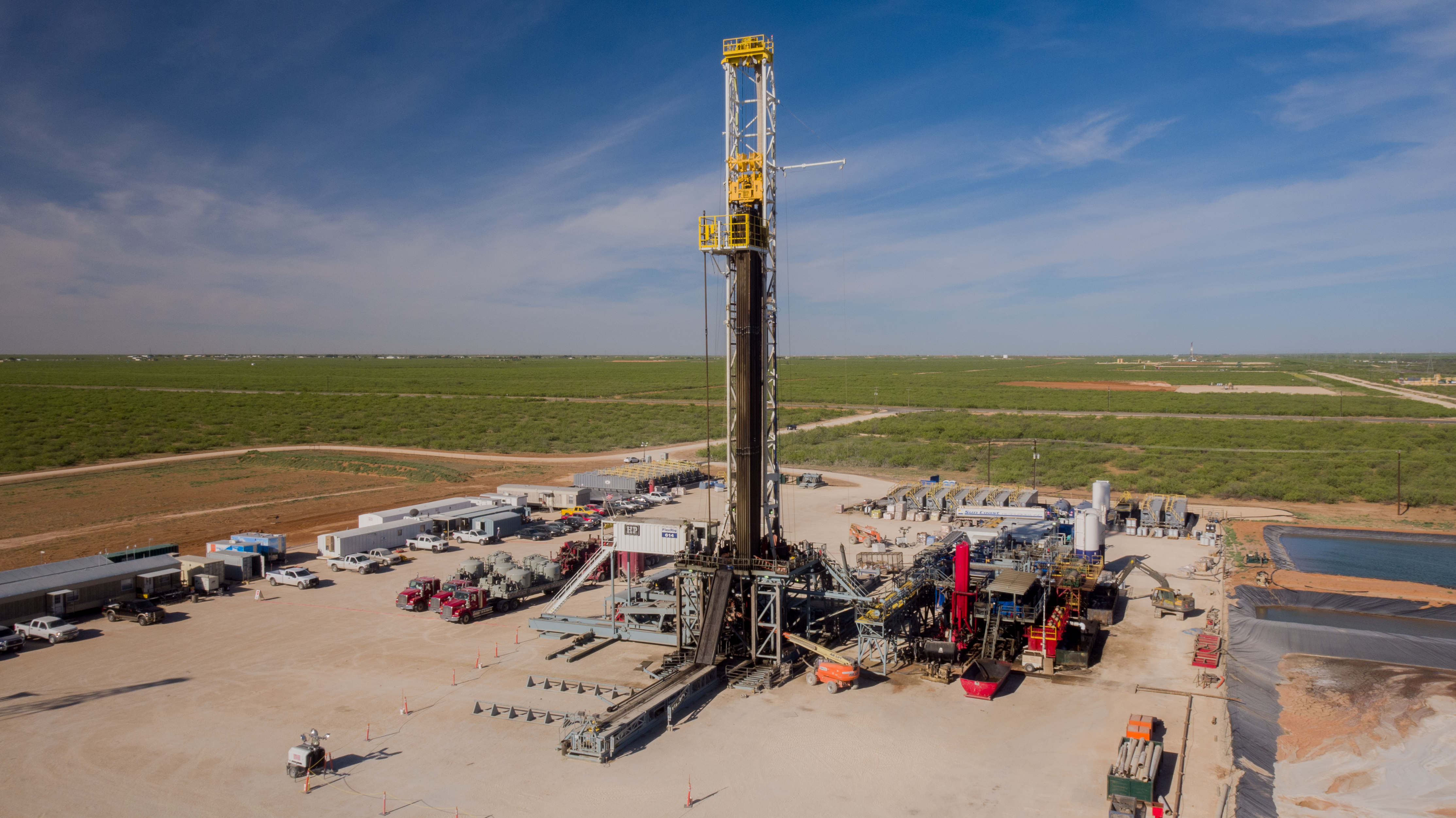 Pioneer Natural Resources second-quarter 2019 Permian production averaged 330,000 boe/d and oil production averaged 206,000 bbl/d. (Source: Pioneer Natural Resources)
