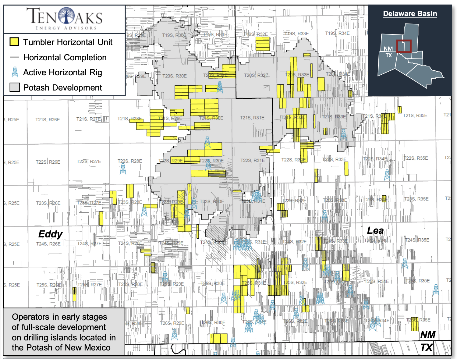 Marketed: Tumbler Energy Partners Delaware Basin Royalty Properties