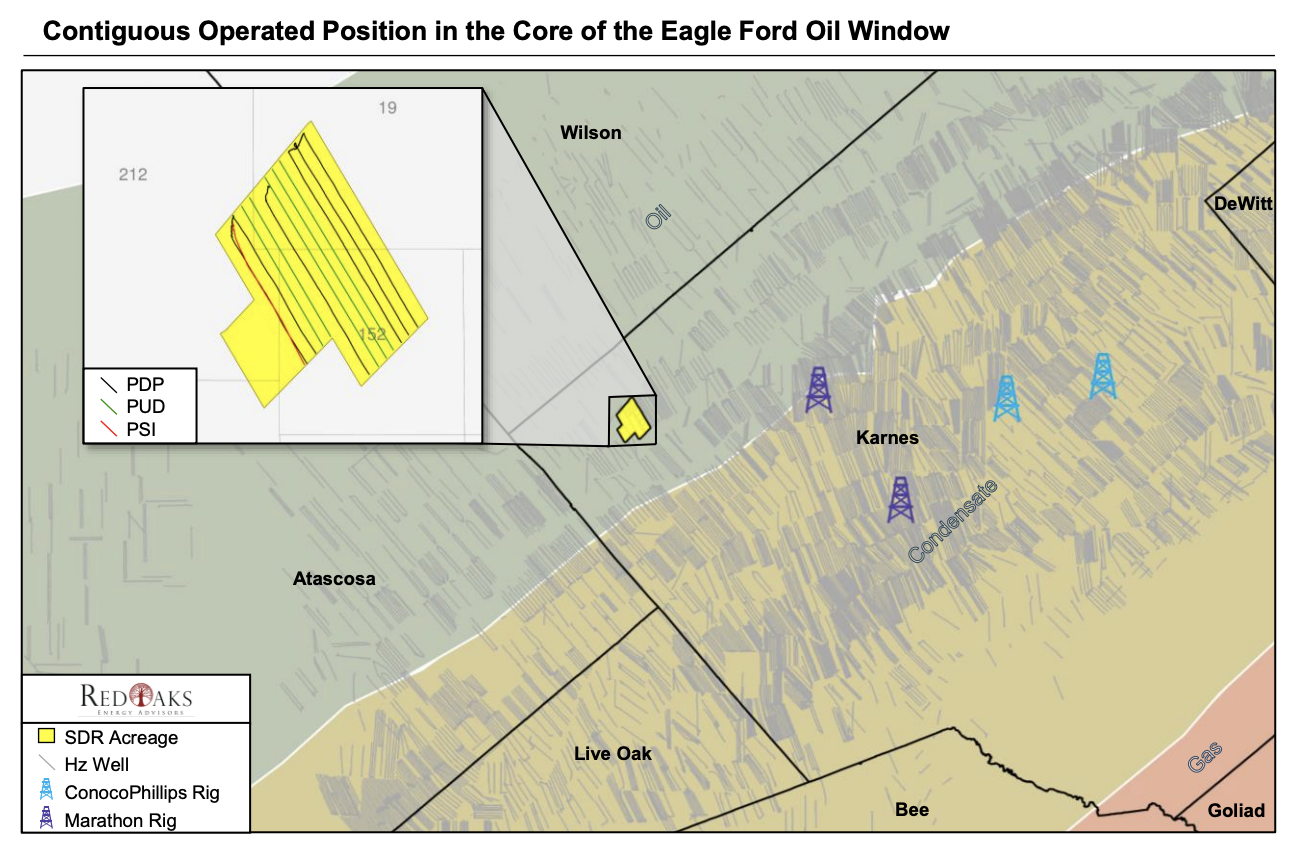 Marketed: Summit Discovery Operated Eagle Ford Shale Assets