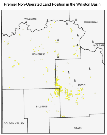 Marketed: Lime Rock Resources Nonop Working Interest Assets in Core Williston Basin