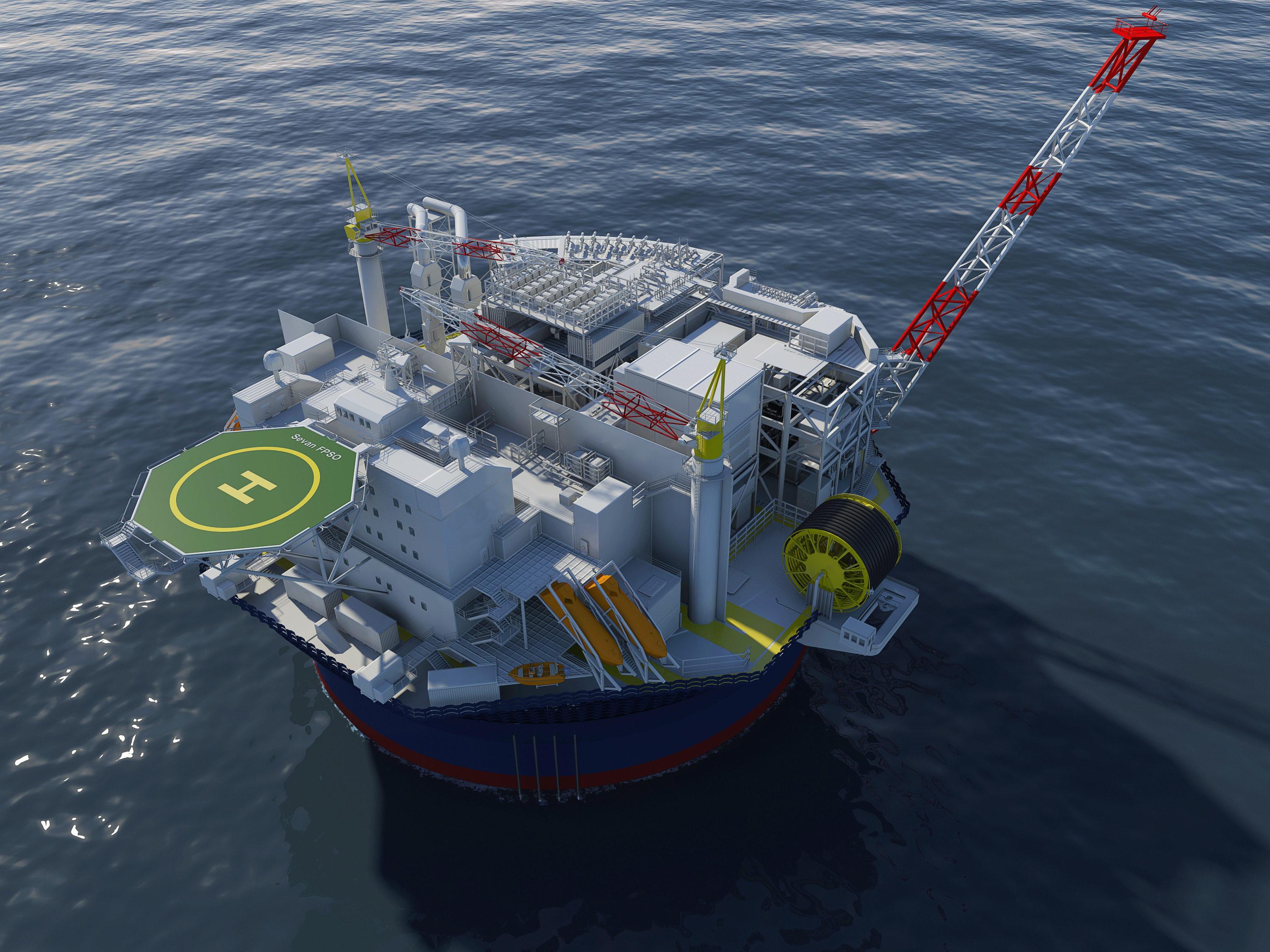 Platforms Enter A New Cycle | Hart Energy