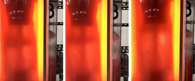 اجلاس مخلوط کردن و جداسازی ESP در داخل جداکننده گاز معمولی