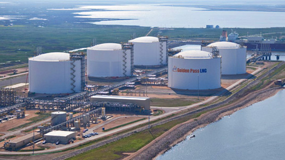 The Golden Pass LNG facility is expected to undergo a $10 billion expansion. (Source: Golden Pass LNG)