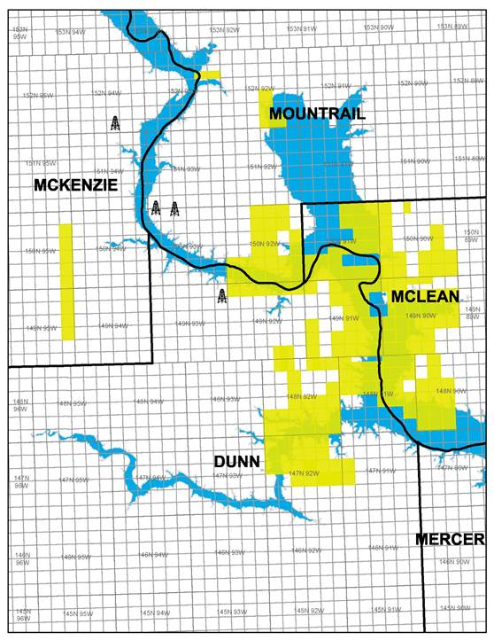 Marketed: ORRI Assets in Core Williston Basin