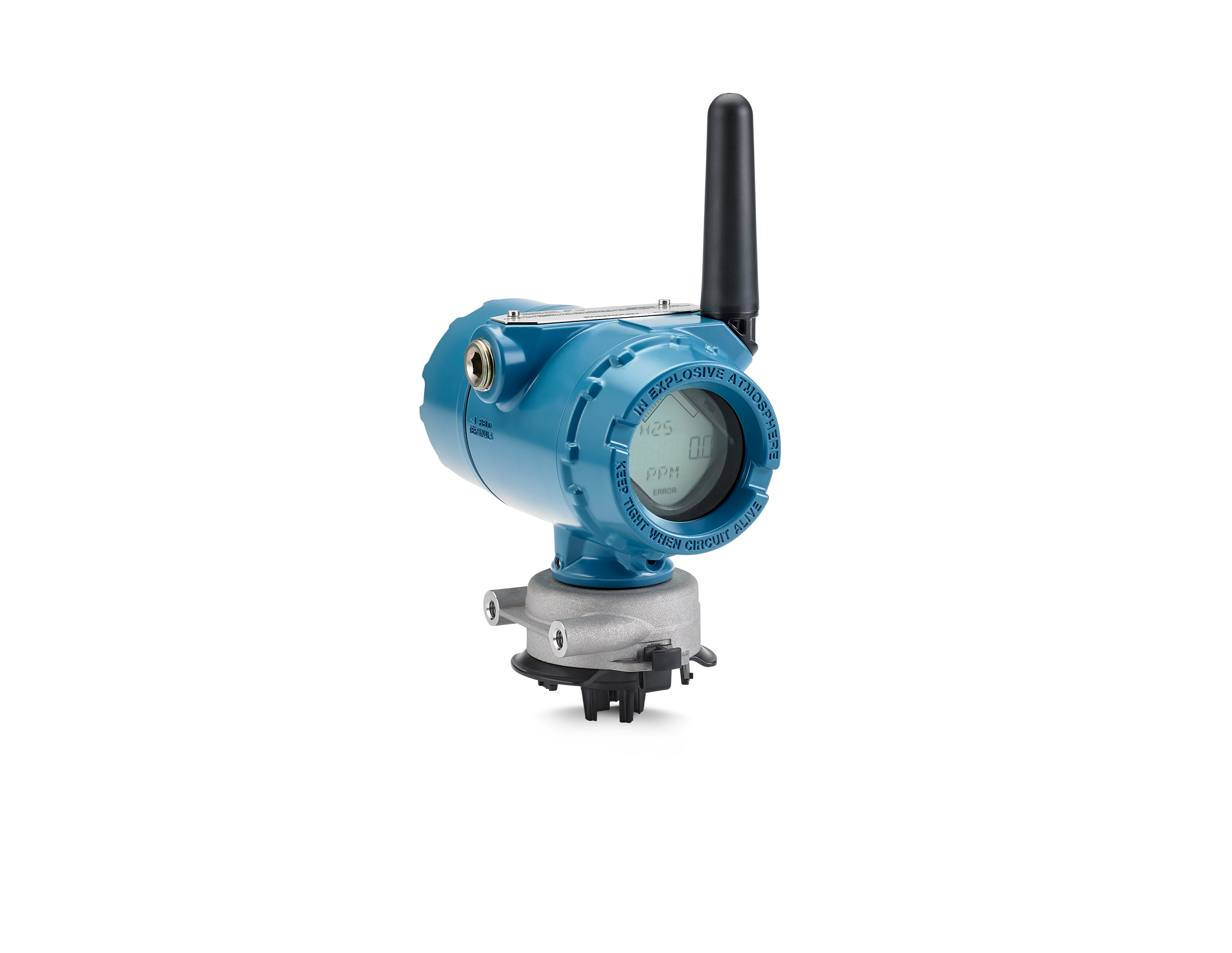 The Rosemount 928 wireless gas monitor taps the power of WirelessHART to simplify integration, reduce installation costs and ensure safety in difficult-to-reach areas.