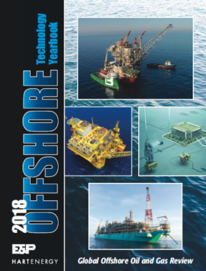 2018 Offshore Technology Yearbook