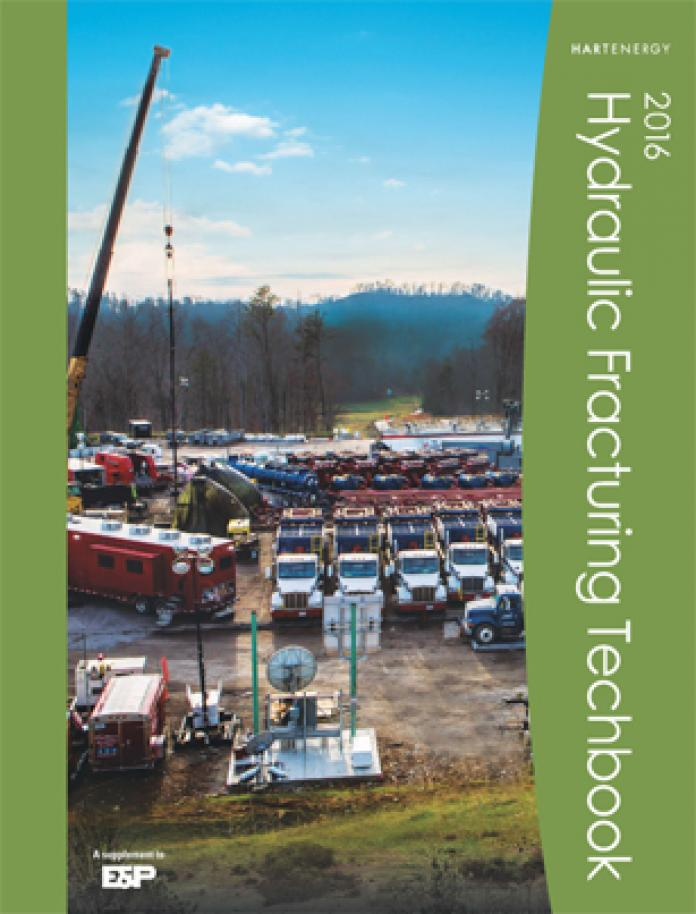 Hydraulic Fracturing Techbook 2016