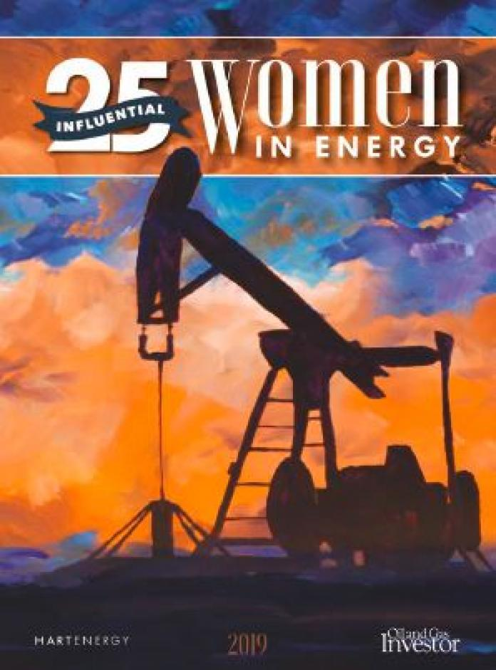 25 Influential Women In Energy 2019