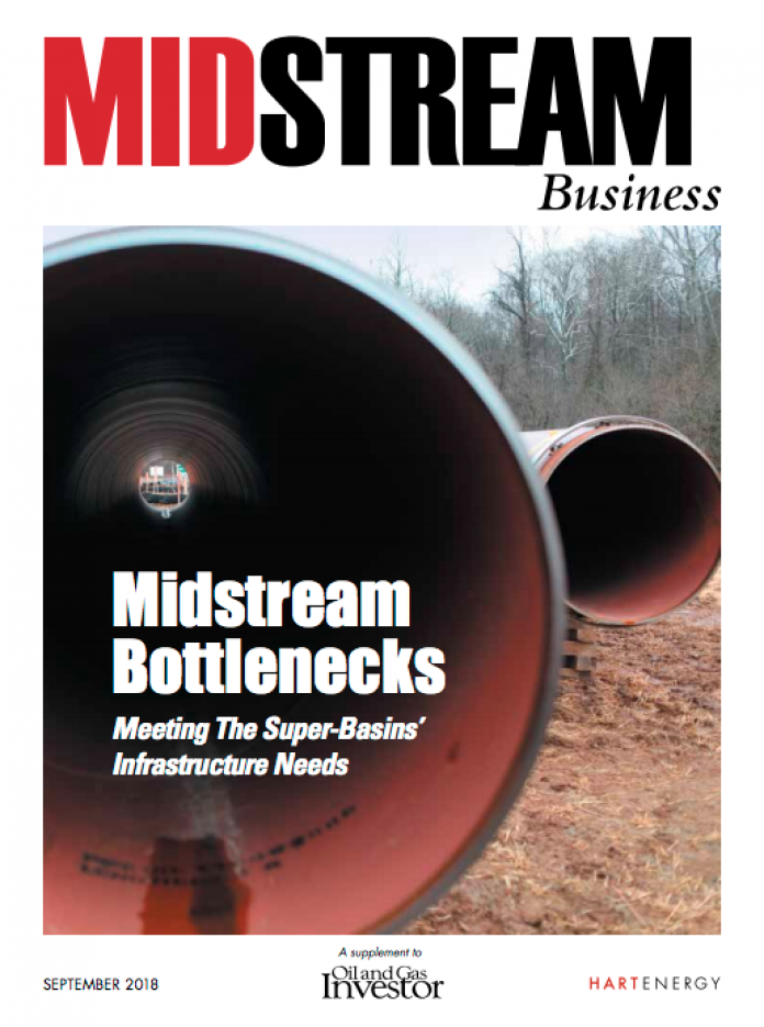 DECEMBER 2018 Midstream Business Supplement