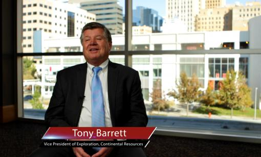 HART ENERGY CONNECT: Continental Resources' VP On Springboard Project