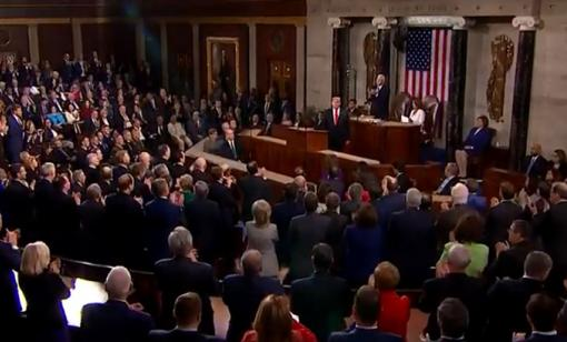 Trump Touts Energy's Role In US Economy During SOTU Address