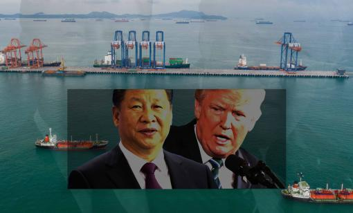 Chinese President Xi Jinping and U.S. President Donald Trump could meet in Florida to announce a trade pact if negotiations succeed, according to some reports. (Source: Shutterstock)