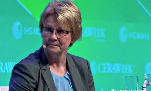 Occidental CEO Vicki Hollub Makes Bold Bid For Rival Shale Producer (Source: CERAWeek by IHS Markit)