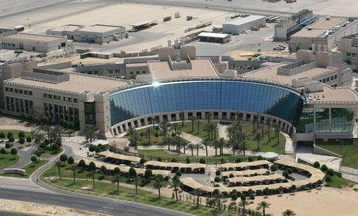 saudi aramco d&d center