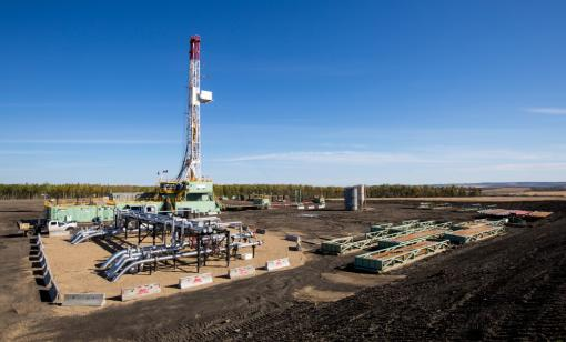 The Montney unconventional play is one of the core growth areas for Encana Corp. (Source: Encana Corp.)
