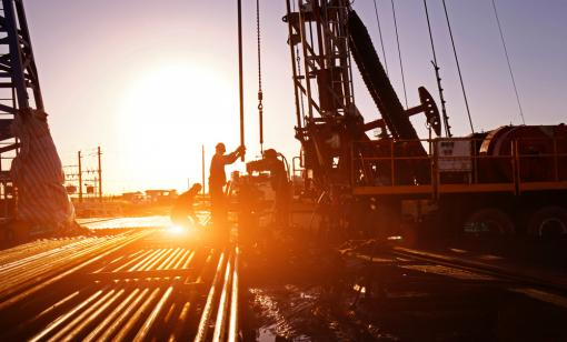 Investors are concerned with the oilfield services supply/demand balance. (Source: Pan Demin/Shutterstock.com)
