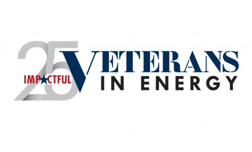 25 veterans in energy