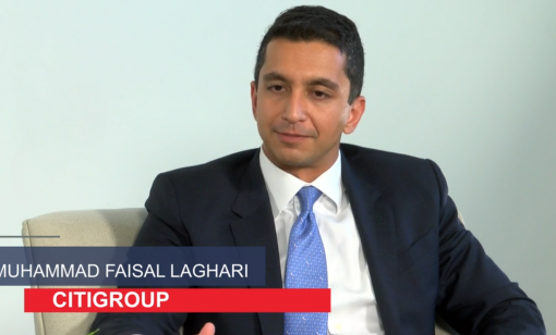 Muhammad Faisal Laghari, Citigroup