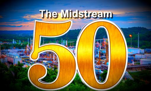 The Midstream 50: Consolidation Rattles the Rankings