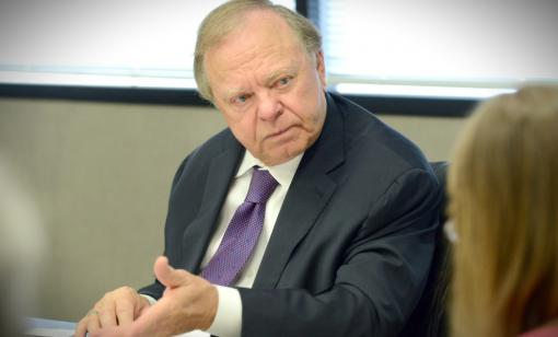 Harold Hamm on New US Gulf Coast Crude Benchmark
