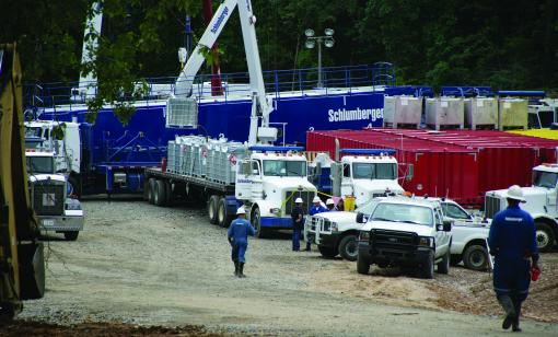 Schlumberger Exits North America Fracking Business in OneStim Sale