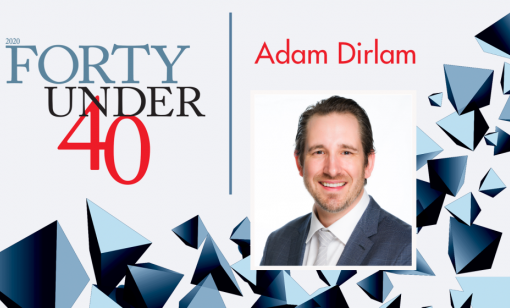Forty Under 40: Adam Dirlam, Northern Oil and Gas
