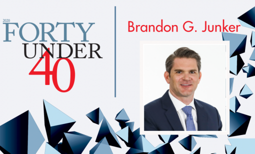 Forty Under 40: Brandon Junker, Acacia Exploration Partners