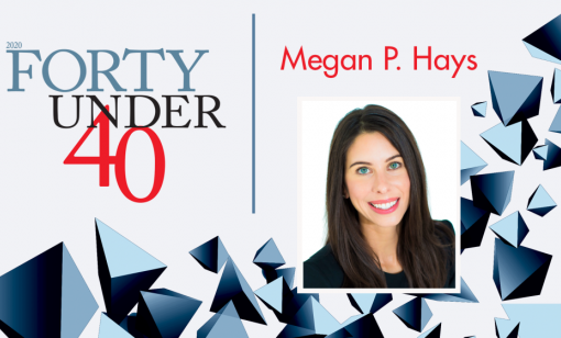 Forty Under 40: Megan Hays, Concho Resources