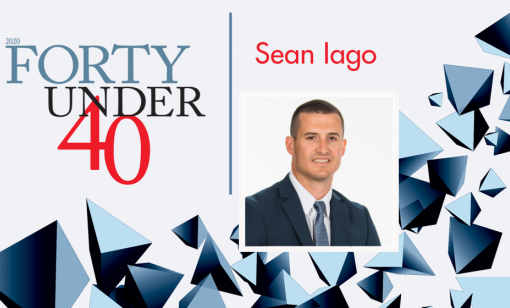 Forty Under 40: Sean Iago, Native Exploration Holdings LLC