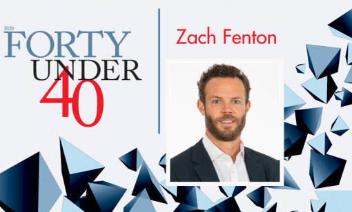 Forty Under 40: Zach Fenton, UpCurve Energy