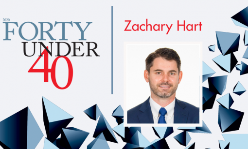 Forty Under 40: Zachary Hart, Indigo Natural Resources