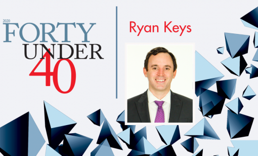 Forty Under 40: Ryan Keys, Triple Crown Resources LLC