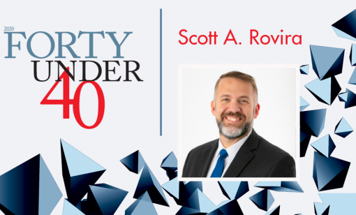 Forty Under 40: Scott A. Rovira, Endeavor Energy Resources LP
