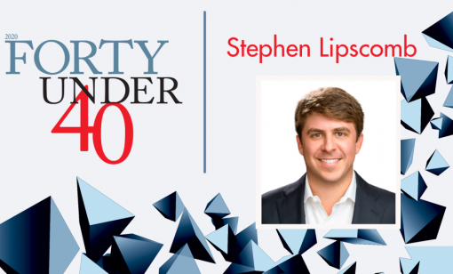 Forty Under 40: Stephen Lipscomb, Tailwater Capital
