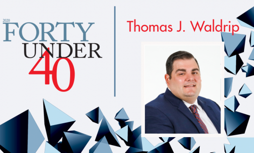 Forty Under 40: Tommy Waldrip, EnCap Flatrock Midstream